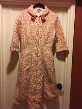 Vintage Girl's Quilted Robe Evelyn Pearson Brand