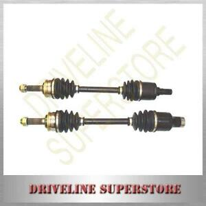 A PASSENGER`S SIDE CV JOINT DRIVE SHAFT for HOLDEN CRUZE AWD 2002-2005 MANUAL