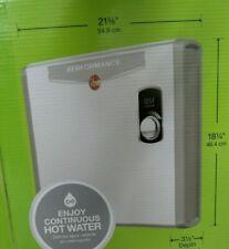 Rheem RETEX-36  36 kw Self-Modulating 6 GPM Electric Tankless Water Heater NEW
