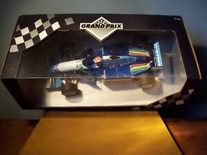 1/18 MINICHAMPS 180 950092 BENETTON RENAULT B194/5 1995 SHOWCAR JOHNNY HERBERT