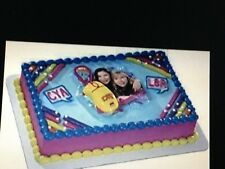 NEW DECOPAC I CARLY MOUSE CASE NICKELODEON BIRTHDAY CAKE TOPPER DECORATING KIT