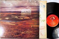 RCA SHADED DOG 1s/1s Mendelssohn MUNCH Scotch Symphony No. 3/Octet LM-2520