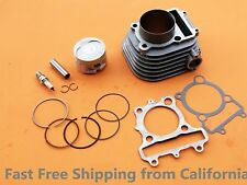 YAMAHA MOTO-4 250 YFM250 CYLINDER PISTON GASKET KIT TOP END KIT 1989 1990 1991
