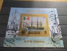 Schiffe - schöner Block - Korea   A23
