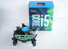 Intel Core i5-7400 Cooling Fan Heatsink for Desktop PC Socket LGA1151 - New
