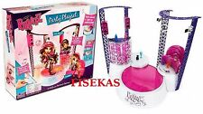Bratz Party Playset MP3 DJ booth Dance Floor Music Disco Lounge Accessories  NEW