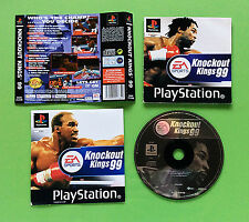 Knockout Kings 99 - PlayStation 1 - PAL