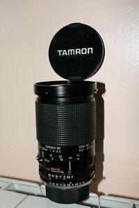 Objectif Tamron SP 28-135 mm + Macro - Monture FD