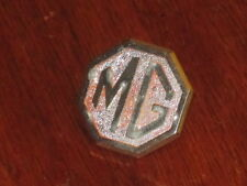 MG original old alloy metal car BADGE with Part# CHA 344 FREE POST NR
