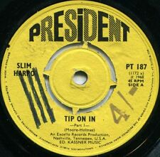 SLIM HARPO*TIP ON IN*RNB*MOD DANCER