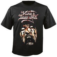 KING DIAMOND - The Puppet Master - Face - T-Shirt