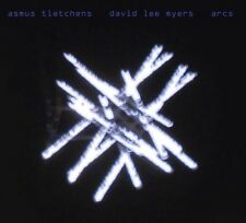 ASMUS TIETCHENS & DAVID LEE MYERS arcs CD