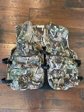 Whitewater Outdoor Apparel Turkey Vest One Size Fits All Realtree Hardwood