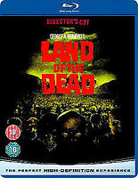 Land Of The Dead - Directors Cut Blu-Ray NEW BLU-RAY (8257700)