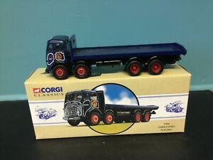 Corgi Classics No 97956 Pickfords Foden Flatbed Lorry Scale 1:50
