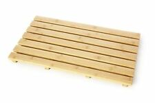 Paulownia Wooden Duckboard Bathroom Bath Shower Anti Slip Skid Mat