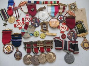 OLD MEDALS