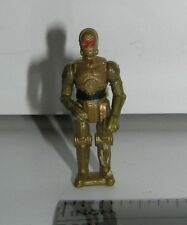 Star Wars Micro Machines Action Fleet C-3PO Red Eyes Figure Galoob a