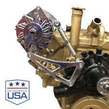 Oldsmobile Big Block 400-425-455 V8 Alternator Bracket V-Belt Olds