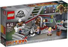 LEGO Jurassic World 75932 - Jurassic Park Velociraptor Chase ( Fallen Kingdom )