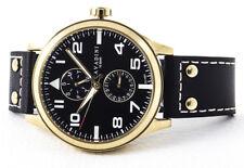 Cavadini Stingray Mens Wrist Band Watch Stainless Vx7p Timepiece 50mm Large