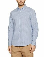United Colors of Benetton Men's  Casual Shirt, Blue 926, X-Small.BARGAIN.RRP £30