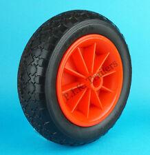 Replacement Flat Free Puncture Proof Wheel for Caravan Jockey Wheel