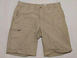 Columbia Cargo Shorts Men's Size 34