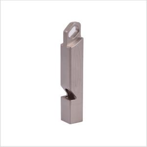 TC4 Titanium Alloy Porable Keychain Training Whistle Outdoor SOS Survival Tool