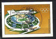DDR Block  46  ESST   Olympiade 1976