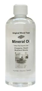 Pure Mineral Oil  - Chopping boards - 500ml