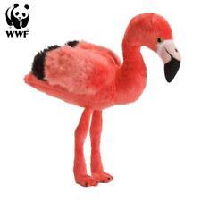 WWF Plüschtier Flamingo (23cm) lebensecht Kuscheltier Stofftier Vogel Pink NEU