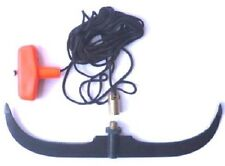 Twin Blade Weed Cutter, Ideal For Clearing Fishing Areas on Lakes and Rivers