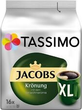 TASSIMO - German - JACOBS COFFEE KROENUNG XL CUP - 16 t-discs - FREE SHIPPING