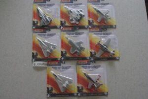MATCHBOX SKY BUSTERS TOP GUN MAVERICK TOMCAT HORNET F35B JSF #1 to 8 of 13
