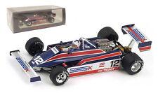Spark S4287 Lotus 81 #12 'Essex' 3rd Belgium GP 1981 - Nigel Mansell 1/43 Scale