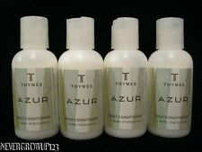 THYMES~DAILY HAIR CONDITIONER~AZUR~QUANTITY OF 4-2 FL OZ. BOTTLES~NEW