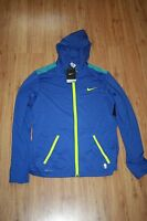 NIKE OUTDOOR TECH BASKETBALL JACKET BLUE S M L XXL 2XL 532340 564