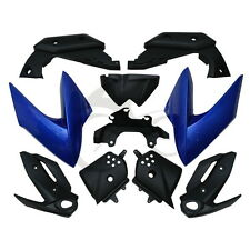 Blue ABS Fairing Body Work Cowl Kit For Yamaha XJ6 2009-2012 2011 2010