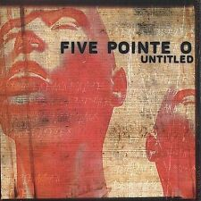 Audio CD Untitled - Five Pointe O - Free Shipping