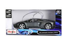 Maisto Lamborghini Aventador LP700-4 Gray 1/24 Diecast