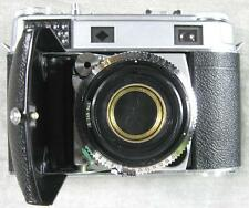 Vintage 1950's Kodak Retina IIIc Rangerfinder Folding 35mm Camera