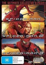Spider-Man / Spider-Man 2 / Spider-Man 3