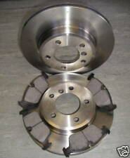 E46 BMW 320D 325 328 FRONT BRAKE DISCS AND PADS (300mm) NEW COATED DESIGN