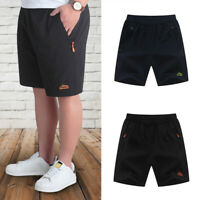 Men Casual Loose Elastic Waist Shorts Quick dry Sports Running Shorts Summer 8XL