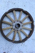 "Chevrolet Wood Spoke Wheel 23"" Rim 1921 1922 1923 1924 488"