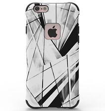 Ballistic UT1667-B41N Urbanite Select Case for Apple iPhone 6/6s - B&W Prism