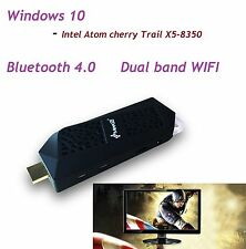 Meegopad T08 Mini PC Windows10 TV Computer Stick Intel Quad Core 4G/32G Wifi BT