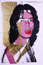 Mick Jagger – Andy Warhol – Museum of Modern Art, Vienna (MUMOK)