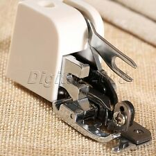 1 Side Sharp Cutter Presser Foot Ⅱ Zig Zag Feet for Low Shank Sewing Machine